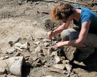 Les archéologues divisés sur le patrimoine syrien